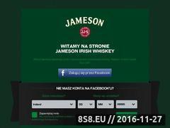 Miniaturka domeny www.jamesonwhiskey.pl