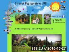 Miniaturka domeny www.jan-rabka.pl