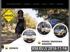 Miniaturka domeny www.janhol.pl
