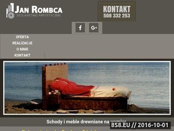 Zrzut strony Schody i meble drewniane - Gdańsk