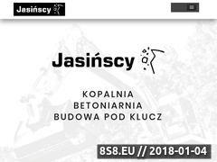 Miniaturka domeny jasinscy.net