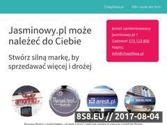 Miniaturka domeny jasminowy.pl