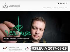 Miniaturka domeny www.jasnia.pl