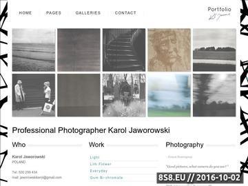 Zrzut strony Fotografie w technikach szlachetnych czarno-białe, lith, guma