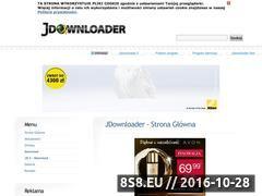 Miniaturka Oprogramowanie (jdownloader.pl)