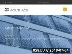 Miniaturka domeny jdsystems.com.pl