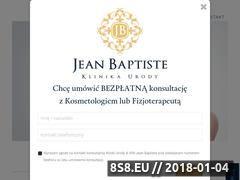 Miniaturka domeny jeanbaptiste.pl