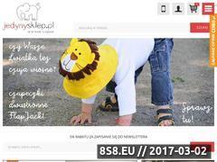 Miniaturka domeny jedynysklep.pl