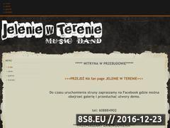 Miniaturka domeny jeleniewterenie.pl