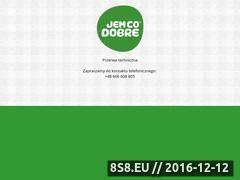 Miniaturka domeny jemcodobre.pl