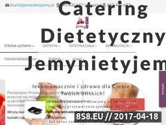 Miniaturka domeny www.jemynietyjemy.pl
