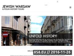Miniaturka Jewish heritage tours (www.jewishwarsaw.pl)
