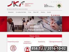 Miniaturka domeny www.jkf.pl
