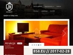 Miniaturka domeny www.jmapartamenty.pl