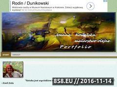 Miniaturka domeny joannakowalska.ecom.com.pl