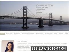 Miniaturka domeny www.joannamuszak.pl
