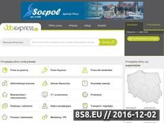 Miniaturka domeny www.jobexpress.pl