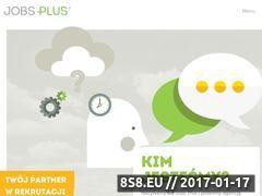 Miniaturka domeny jobsplus.pl