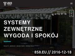 Miniaturka domeny jokerjunior.pl