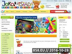 Miniaturka domeny jokomisiada.pl