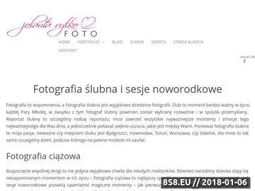 Zrzut strony Fotograf Bydgoszcz