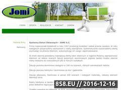 Miniaturka domeny www.jomi.info.pl