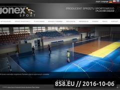 Miniaturka domeny www.jonexsport.eu