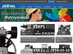 Miniaturka domeny www.josval.pl