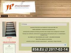 Miniaturka domeny jpacschody.pl