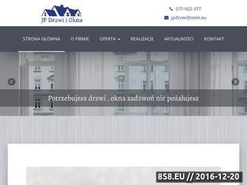 Zrzut strony Drzwi Białystok