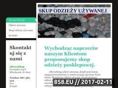 Miniaturka domeny jrrecykling.pl