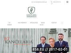 Miniaturka domeny jstkancelaria.pl