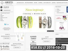Miniaturka domeny www.jubistyl.pl