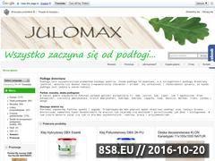 Miniaturka domeny www.julomax.pl