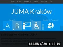 Miniaturka domeny juma.krakow.pl