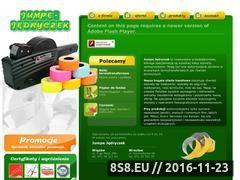 Miniaturka domeny www.jumpe.pl