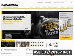 Miniaturka domeny www.jungheinrich.pl