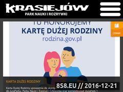 Miniaturka domeny juraparkkrasiejow.pl