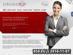 Miniaturka domeny www.jurgielewicz.pl