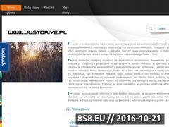 Miniaturka domeny www.justdrive.pl