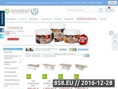 Miniaturka domeny www.juventas-shop.pl
