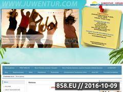 Miniaturka domeny www.juwentur.com