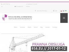 Miniaturka Radca prawny Kraków (www.jwrp.pl)