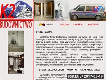 Zrzut strony Kafelkarstwo Gdańsk, Gdynia i Sopot - Trójmiasto