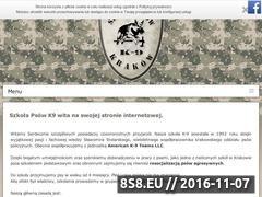 Miniaturka domeny www.k9.com.pl