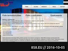 Miniaturka domeny www.kablonex.pl