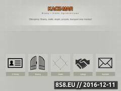 Miniaturka domeny www.kacz-mar.pl
