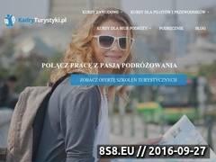 Miniaturka Strona ze szkoleniami oraz kursami (kadryturystyki.pl)