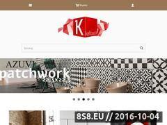 Miniaturka domeny www.kaflowicza.pl