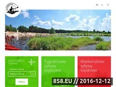 Miniaturka domeny www.kajakiem.pl